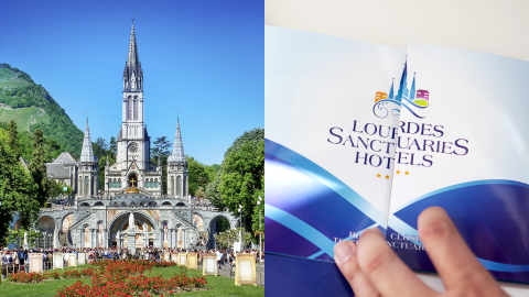 Lourdes Sanctuaries Hotels